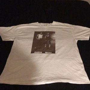 Jordan Shirts - Selling good condition vintage air Jordan L tee